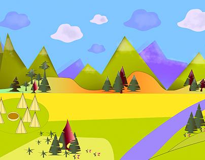 Landschaft Landscape