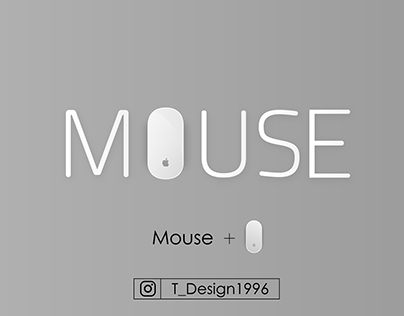 Typography - Mouse