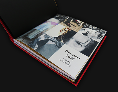 PRINTED PLAYLIST Collector's Edition Book Design