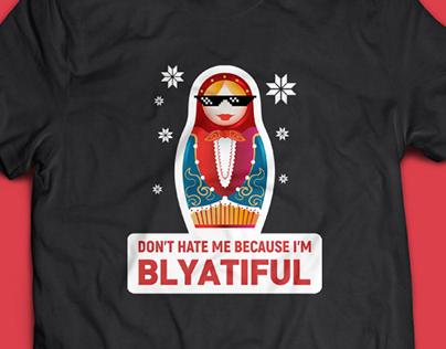 T-Shirt design for Slavorum