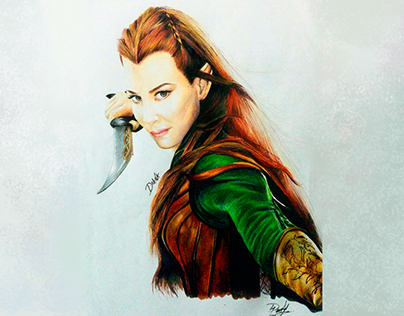 It's Our Fight - Tauriel