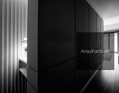 Reforma vivienda en El Retiro, Madrid por Arquifactoría