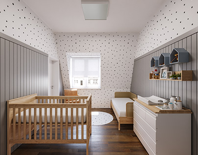 Projeto Residencial - Apartamento BA