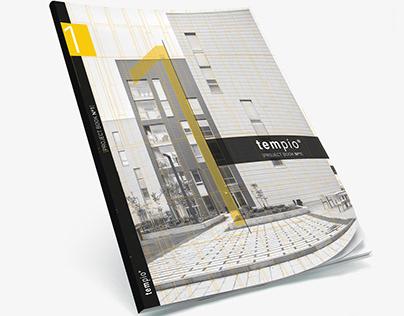 Tempio annual projects book vol.1