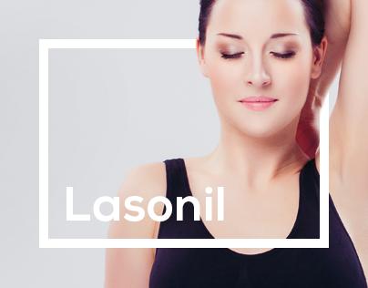 Lasonil - Digital Rebrand