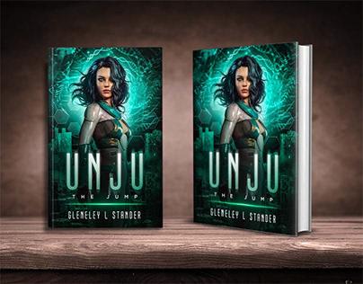 UNJU book cover design