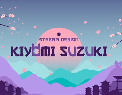 KIYOMI - STREAM PACK