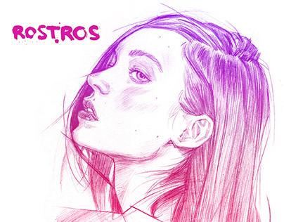 ROSTROS/ FACES