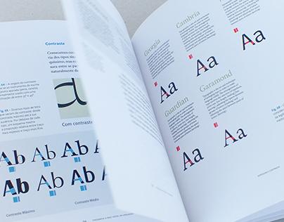 Tipografia: a face visível da linguagem