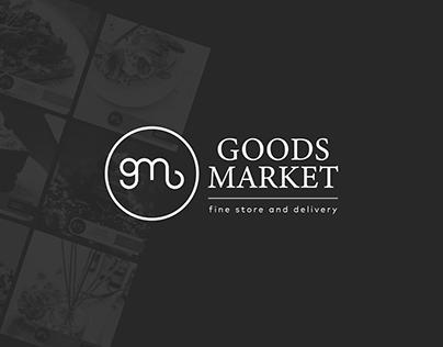 Goods Market - Branding