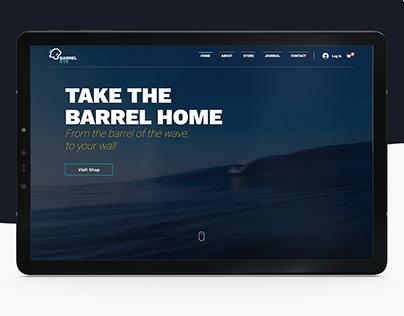 BarrelEye Web Design