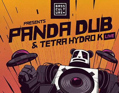 Panda Dub & Tetra Hydro K