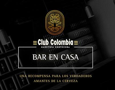 CLUB COLOMBIA - THE HOME PUB