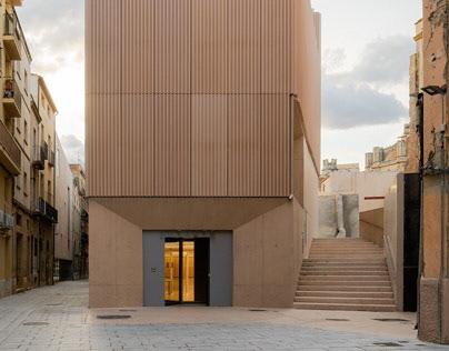 Court building in Tortosa