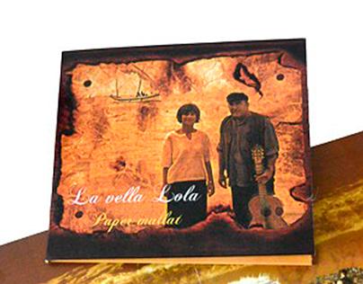 cd del grupo de habaneras La Vella Lola.2013