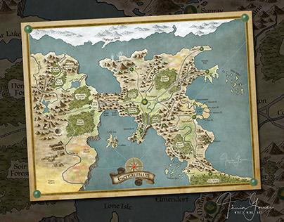 Terraunum Map