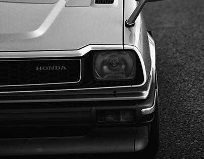 Honda Prelude - Still renders