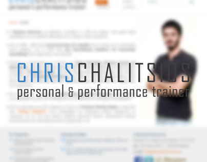 Chris Chalitsios | Personal & Performance Trainer