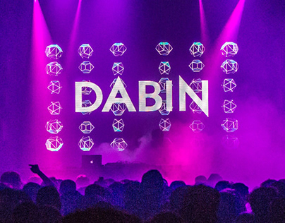 DABIN - Live visuals