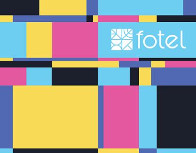 FOTEL Logo Design | Brand identity