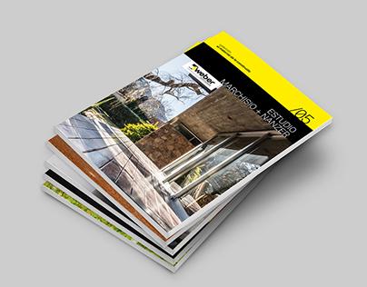 Colección: El material de lo construido. Números 5 al 9