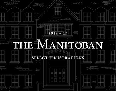 The Manitoban – Select Illustrations 2012-15