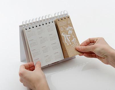 Calendar 2018: Eighteen Again