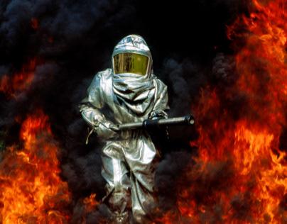 hot job, firefighter