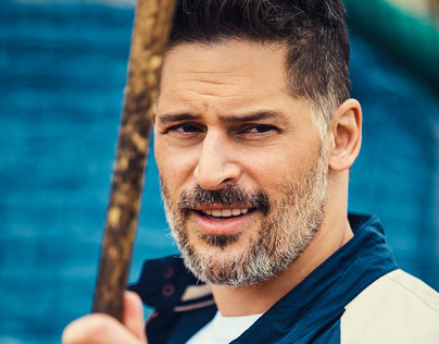 Joe Manganiello for Men's Health