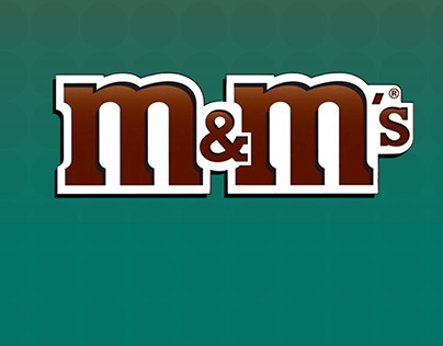 Motion Design (M&M's chocolate)