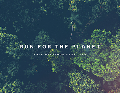 TOYOTA - RUN FOR THE PLANET