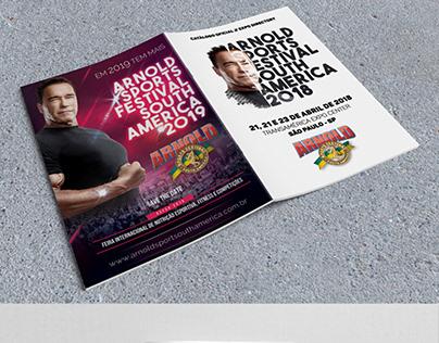 Arnold Sports South America 2018 – São Paulo – SP