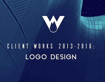 Client Works 2013-2016: Logo Design