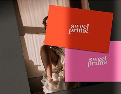 Brand Identity SweetPrime / логотип, фирменный стиль