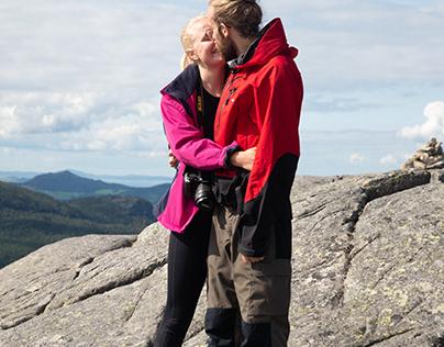 Sara & Olle engagement