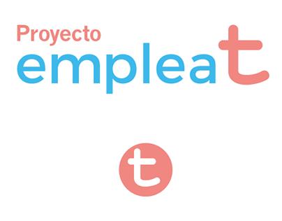 Brand design Proyecto Empleat