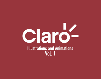 Claro Ilustration & Animation Vol. 1