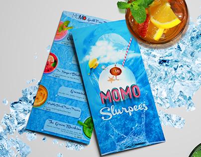 Beverage Menu Design Concept - 2017