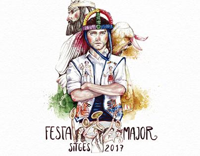 Programa Festa Major Sitges '17