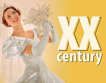 Wedding Fashion, 20-th century