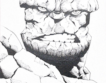 The Thing - Ben Grimm