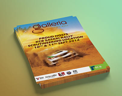 Galleria KCB safari rally Scrutineering Location