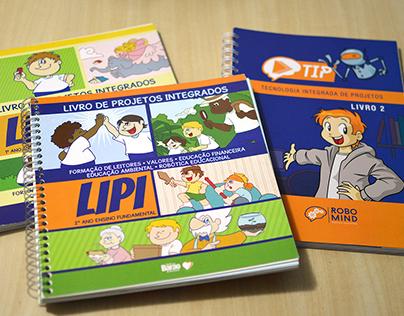 Barão's School Robotic Books