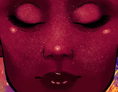 Is it the Bindi? | Illustration | 2017