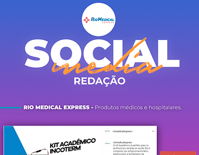 Social Media - Rio Medical Express