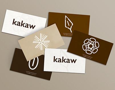 kakaw - Branding