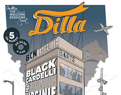 BCN J Dilla Tribute 2016