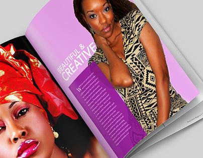 BuzzLiberia African Showcase Magazine