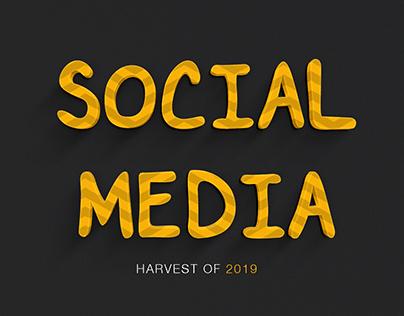 HARVET-Social Media 2019