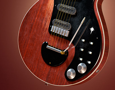 Red Special - Brian May's Guitar (Queen)